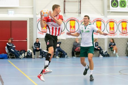 Oefenprogramma Korfbal League