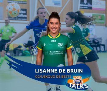 Insta Talks: Lisanne de Bruin