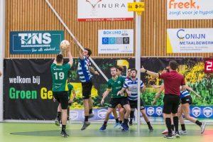 Korfbal League: promotie- en degradatieregeling