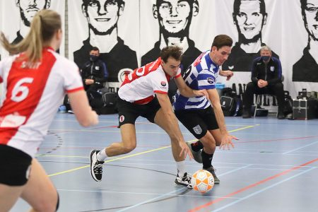 Korfbal League in de media #11.1 (heenduels play-offs 1)