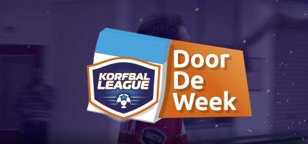 Tweede uitzending 'Korfbal League door de week'