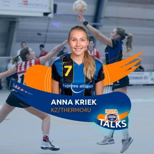 Insta Talks: Anna Kriek